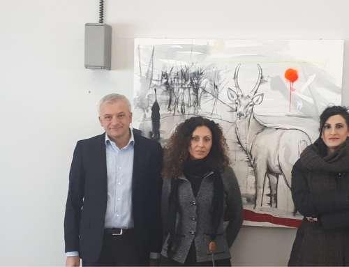 Confcommercio apre le porte all'arte contemporanea