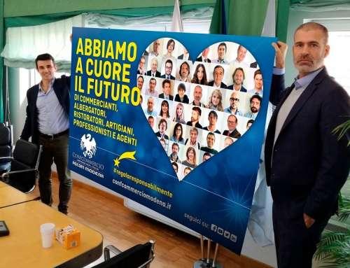 Al via la campagna di Confcommercio Modena #regalaresponsabilmente