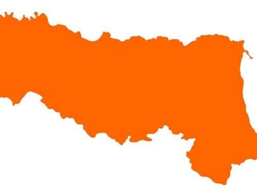 Emilia Romagna in zona arancione, scelta incomprensibile e dannosa